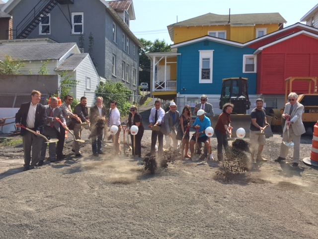 Collegetown breaks ground on new housing, grocery store