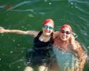 Hospice of Tompkins County Women Swimmin  © Jon Reis.