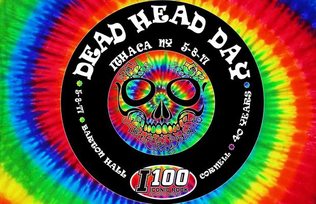 Dead Head Day 870 Am 95 9fm News Talk Whcu870 Am 95 9fm